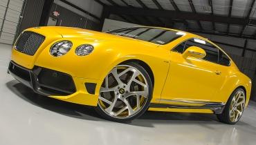 2014 Bentley GT Projekt