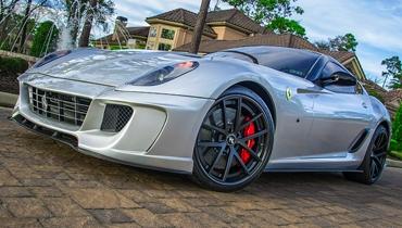 2010 Ferrari 599 XX Projekt