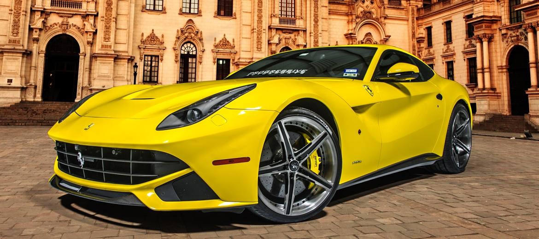 Ferrari Progressive Autosports