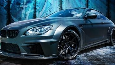 2014  BMW M6 Projekt