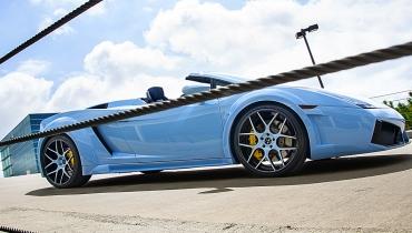 2005 Lamborghini Gallardo Projekt