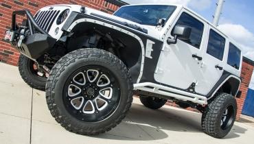 2014 Jeep Wrangler Projekt