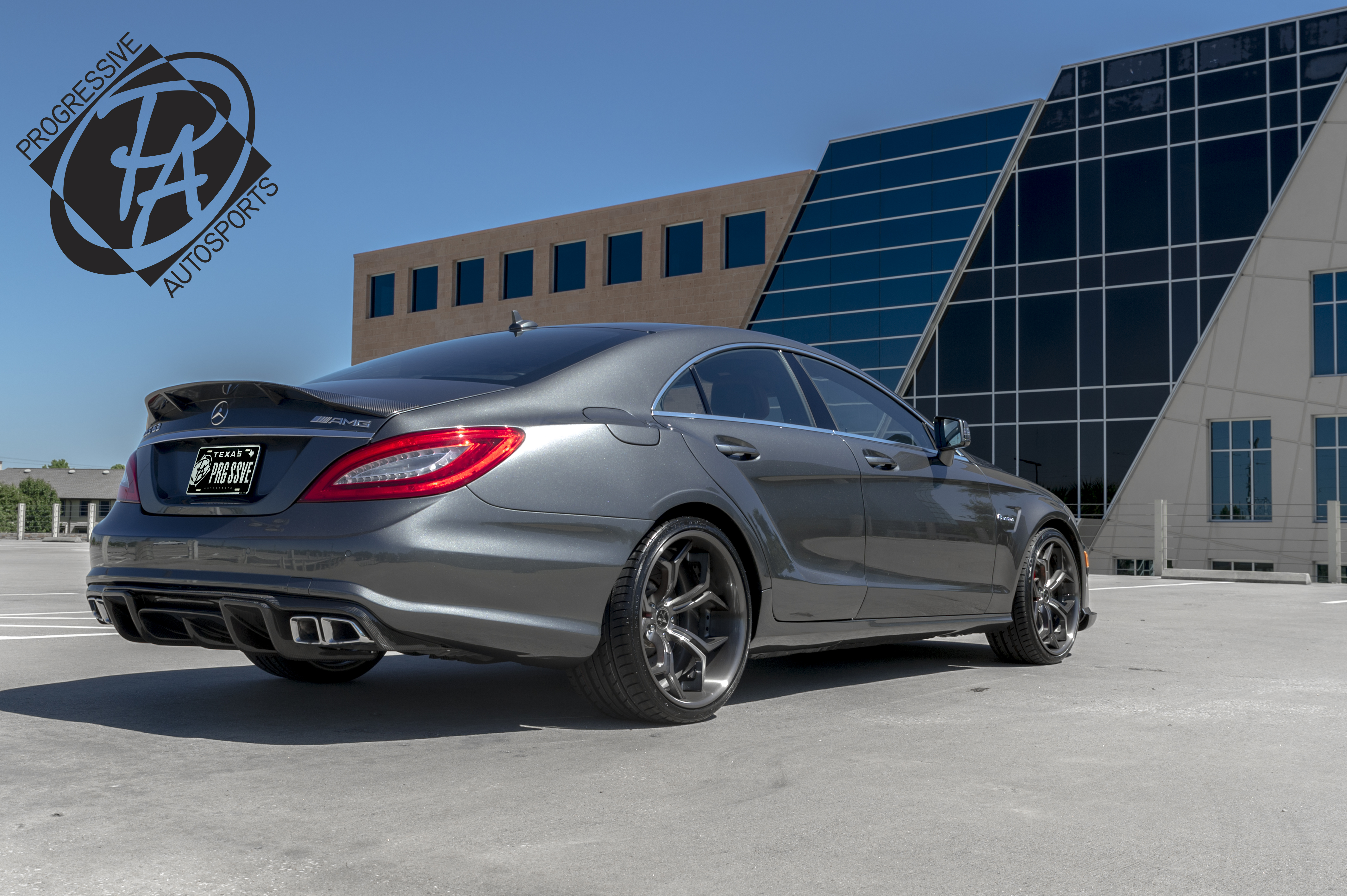 Bmw Of Houston >> 2012 MERCEDES AMG CLS63 - CUSTOM WIDE BODY PROJEKT - Progressive Autosports