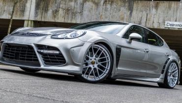 2012 Porsche Panamera Wide Body Projekt